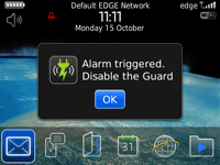 Disable Charger Guard